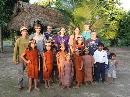 Adventure to the Remote Native Community of Puerto Nuevo, Las Piedras River (By Zoe Cole)