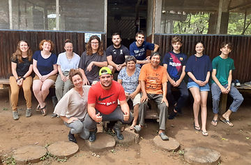Fauna Forever research interns and volunteers