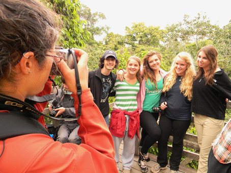 Lifeworks: Improving the Ecotourism Potential of a Local Community (by James Mailer, volunteer)