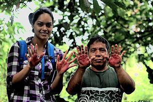 Community - Red handed (Juan Carlos Huay