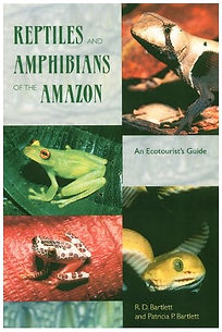 Book - Reptiles and Amphibians of the Am