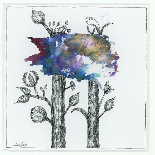 Arborescence carré 6