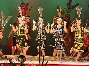 Sarawak bidayuh dance.jpg