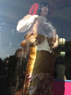 3gold skirt8989