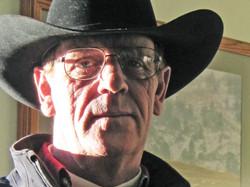 Cowboy ranch manager