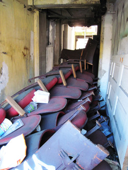 Tower Theater seats