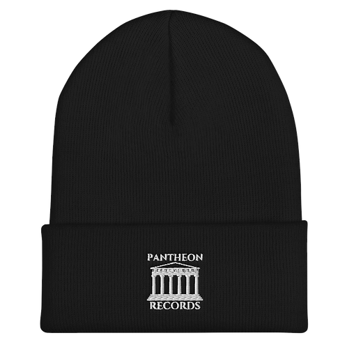 Pantheon Records Cuffed Beanie