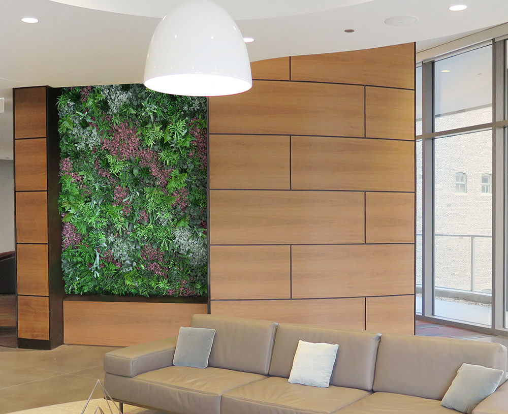 Simple Tips for Choosing the Perfect Space for Your Living Green Wall