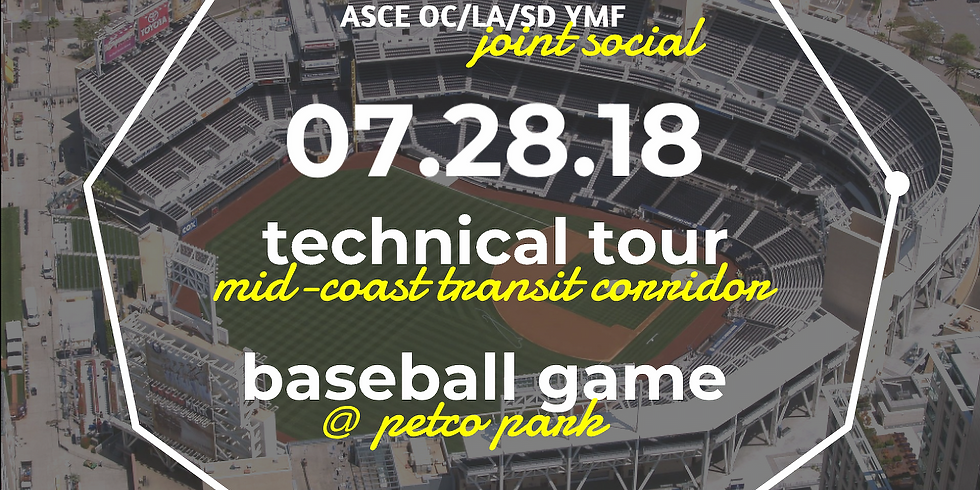 San Diego Tech Tour & Padres Game with SD YMF and OC YMF