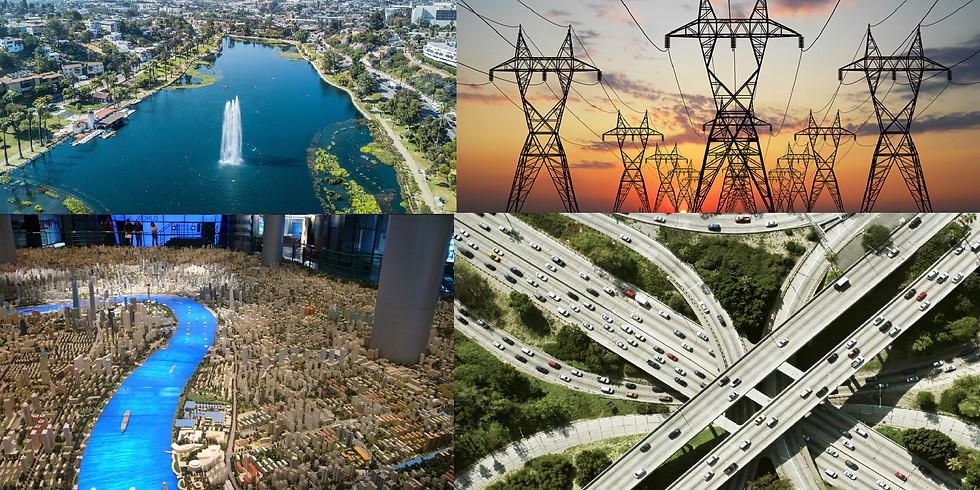 2019 Le Val Lund Lifeline Infrastructure and Community Resilience Symposium & Lecture