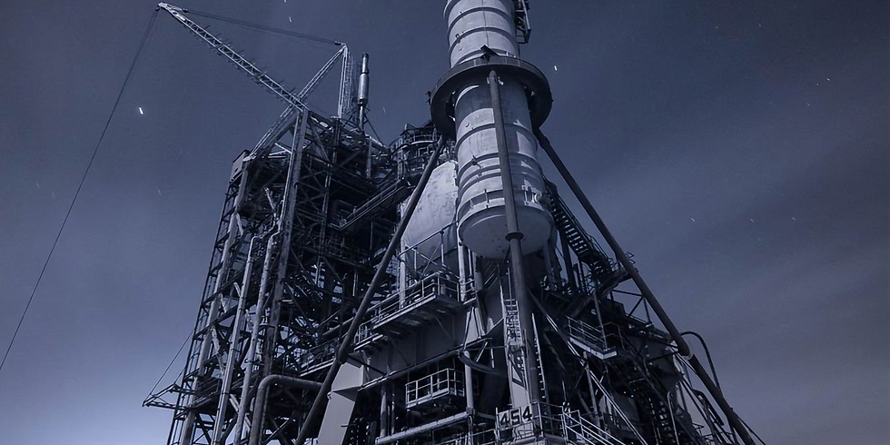 NASA/Boeing Santa Susana Field Laboratory Site Tour