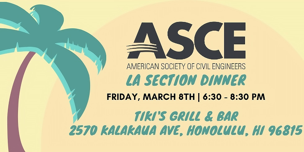 LA Section WRYMC/WSBIL/WSCL Dinner