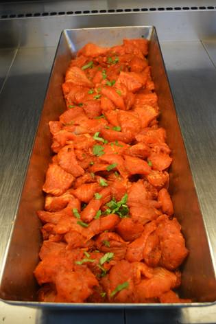 Fish Pakora Med Spicy