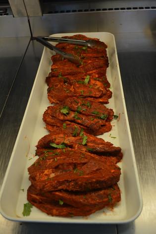 Lamb Chops Med Spicy