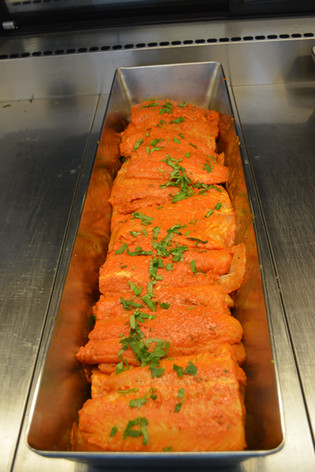 Fish Tandori Med Spicy