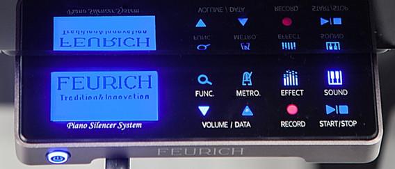 FEURICH Silencer module