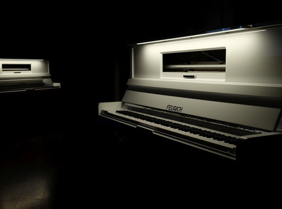 FEURICH Mod. 123 Vienna - Integrated LED