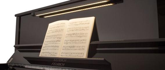 FEURICH 133 Concert - LED