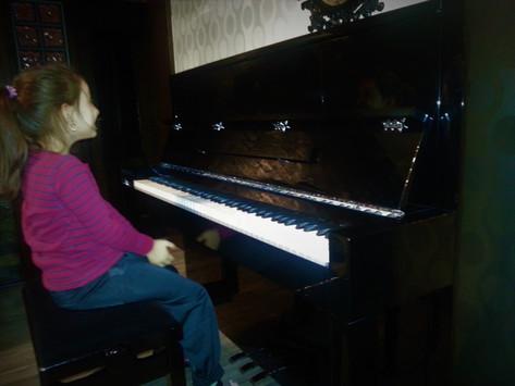Care este cel mai greu lucru pentru un incepator la pian?