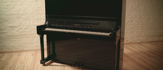 FEURICH Mod. 133 Concert - PRODUCT VIDEO OFFICIAL