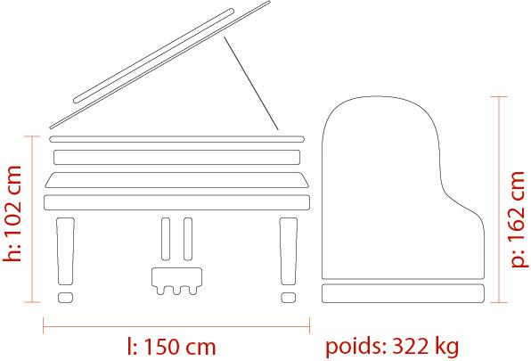 FEURICH 162 Dynamic I - Dimensions