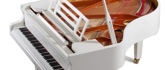 FEURICH 179 Dynamic II - White/brass