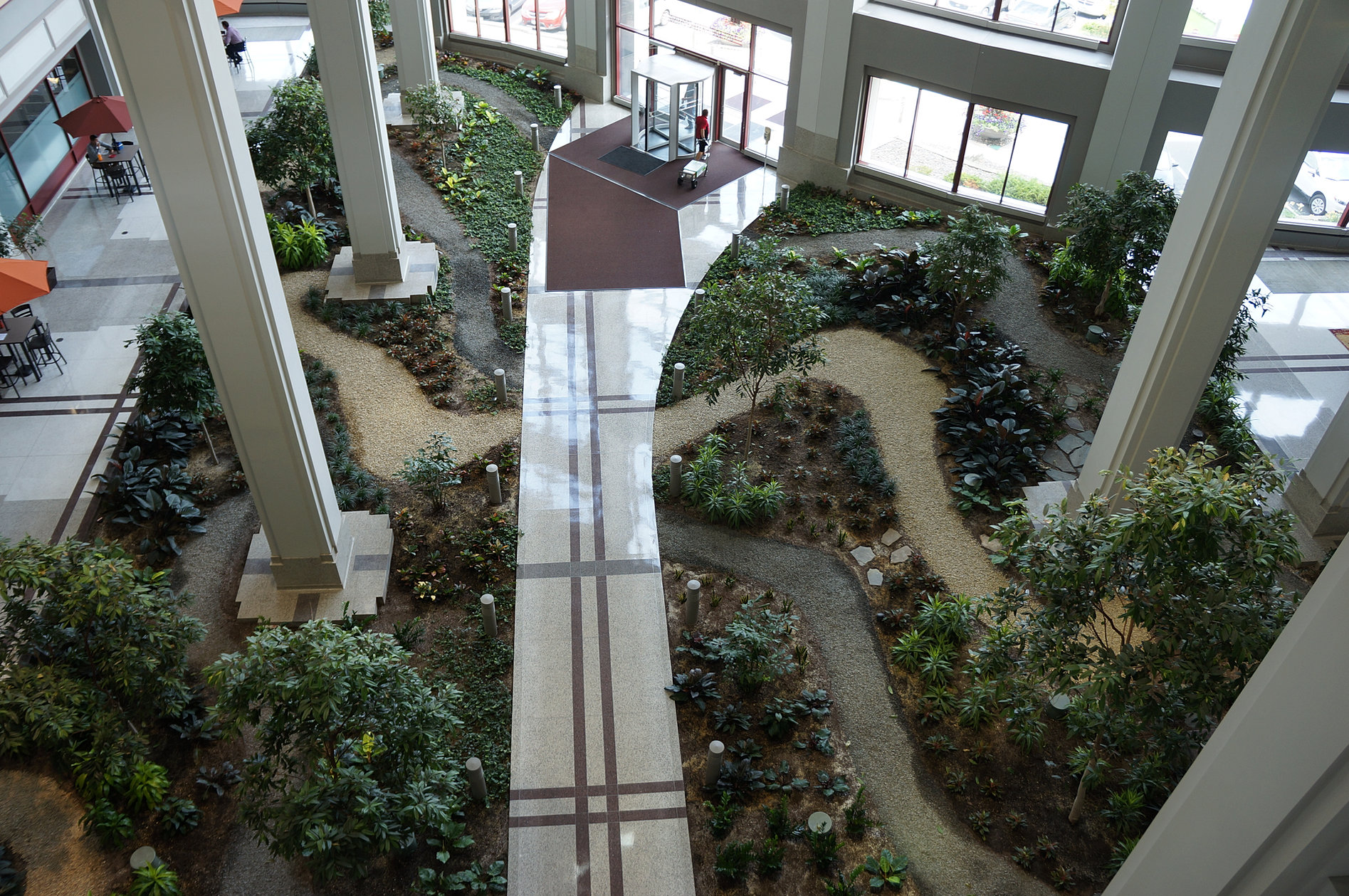interior landscaping office. Unique Landscaping Interior Landscaping  Throughout Office