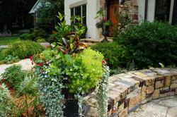 Garden designed by Ashley Hansen