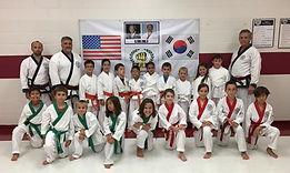 Promoting friendship in and out of the dojang