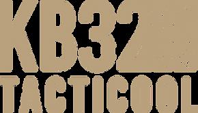 KB32 Tacticool Logo Tan.png