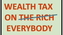 Wealth Tax - A warning to Taxpayers