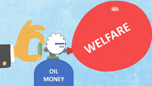 The Norwegian Welfare Bubble