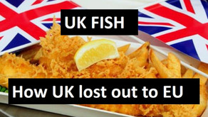 UK Fish - How UK lost out to EU