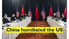 US humiliated