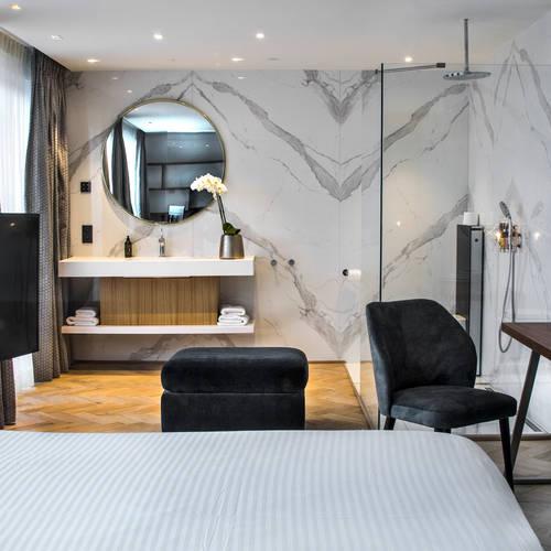Suite avec terrasse