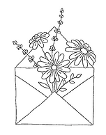 Bunches of Sussex Florist Logo