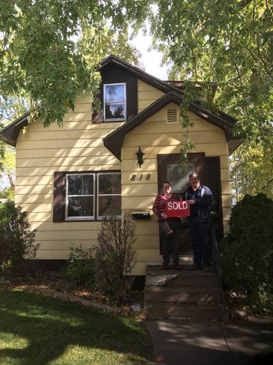 These great people are going to bring this house back to what it should be- thank you David and Meg!
