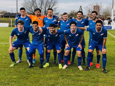 Flojo debut en la Copa Nacional de Clubes tuvieron los equipos floridenses este fin de semana
