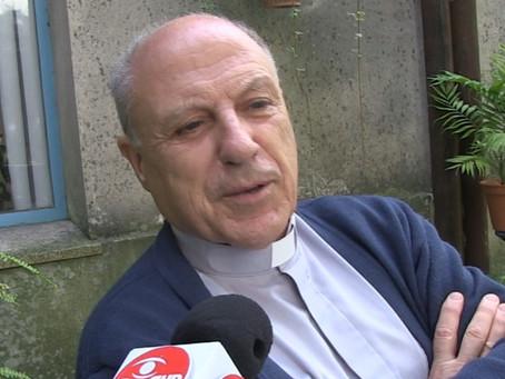 Monseñor Martín Pérez Scremini habló con TVF sobre actividades en Semana Santa