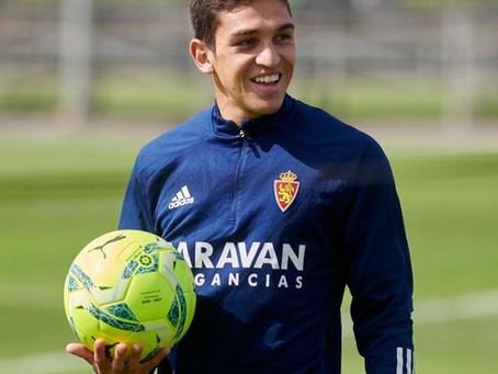El floridense Juan Manuel Sanabria anotó su primer gol oficial en el fútbol europeo