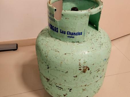 Personal de Fray Marcos recupero una garrafa hurtada