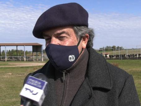 """Año """"muy bueno"""" para la agricultura, dijo ministro Carlos María Uriarte"""