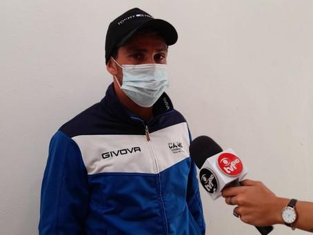 Horacio Olariaga competirá por los 5.000 metros en pista