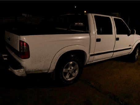 Condenados los dos hombres que hurtaron una camioneta Chevrolet S10