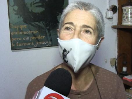 """LUC: """"es vital que la campaña siga"""", dijo la senadora Amanda Della Ventura"""