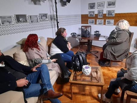 OTRAS Uruguay y la Intendencia acuerdan acciones en conjunto