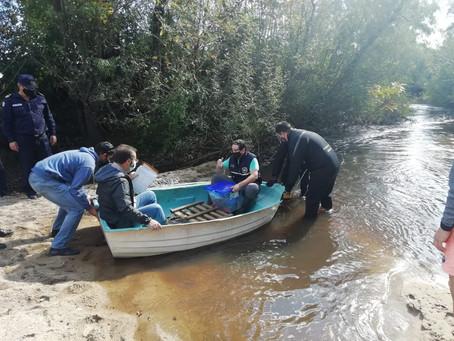 Cuerpo hallado en Paso Viejo aún no ha sido identificado