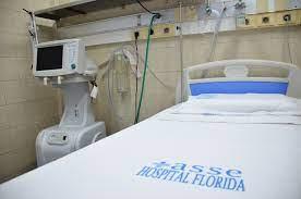 No hay saturación de camas en el CTI del Hospital Florida