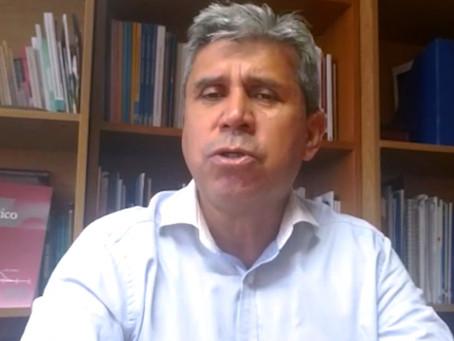 Ramón Ruiz, representante de los trabajadores en el directorio del BPS