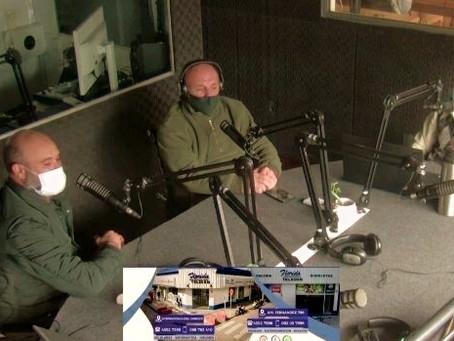 Quilmes retoma los entrenamientos y su presidente visitó Tercer Tiempo Radio